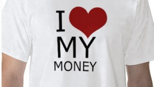 Loving Money Attracts More of it Into Your Life